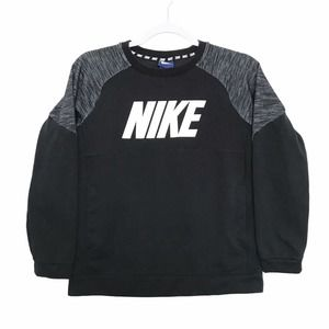 Nike Black Sweatshirt Size Large
